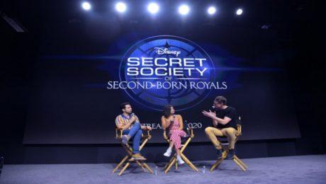 Secret Society of Second Born Royals. La realeza ahora tiene superpoderes