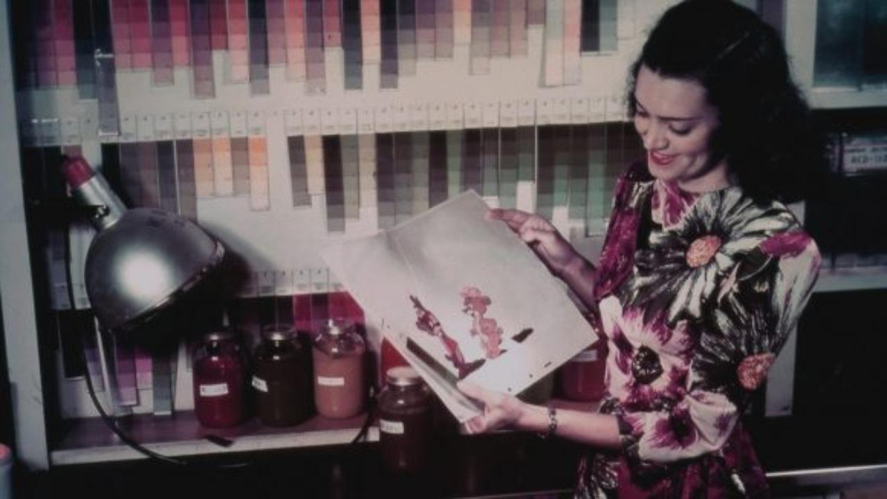 Ink & Paint. Como las mujeres llegaron a Disney
