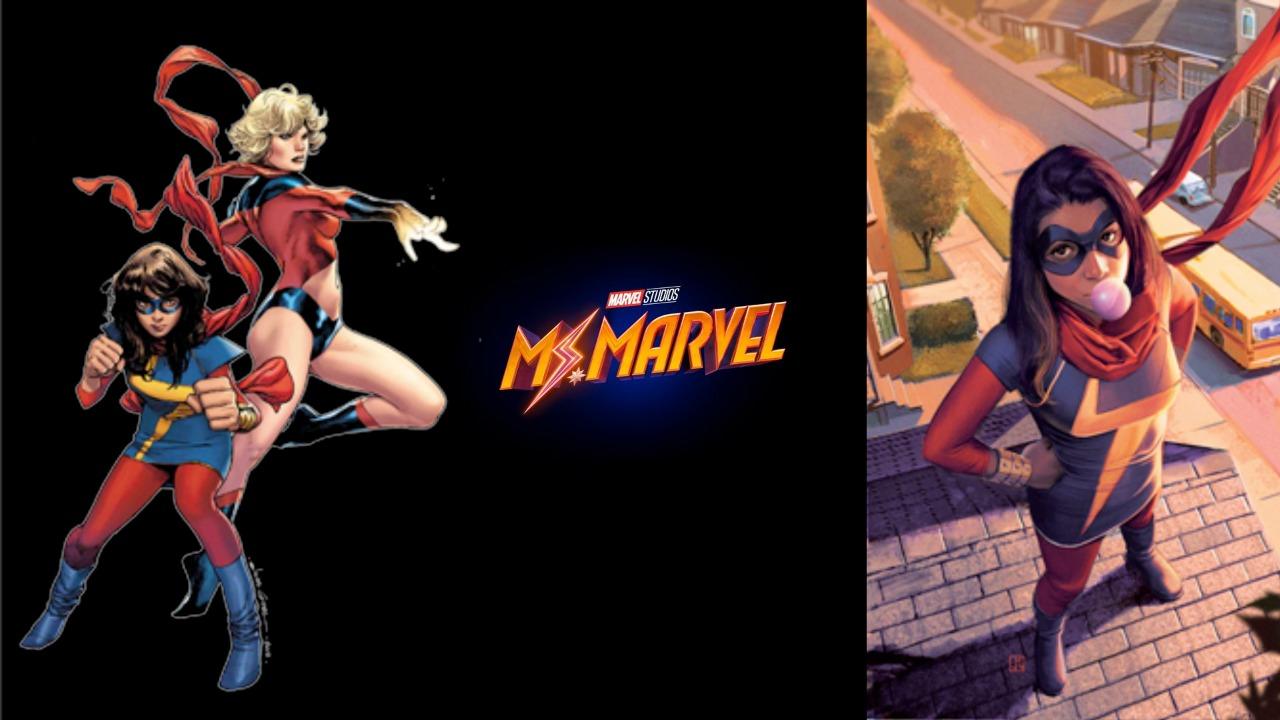 Ms. Marvel. Kamala Khan como la nueva Ms. Marvel