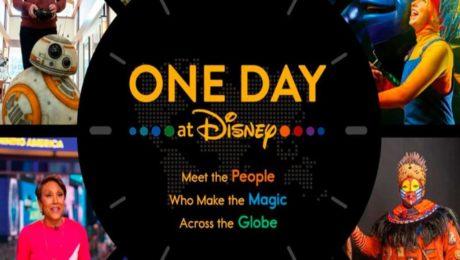 One Day at Disney. Como se vive dentro de la compañía
