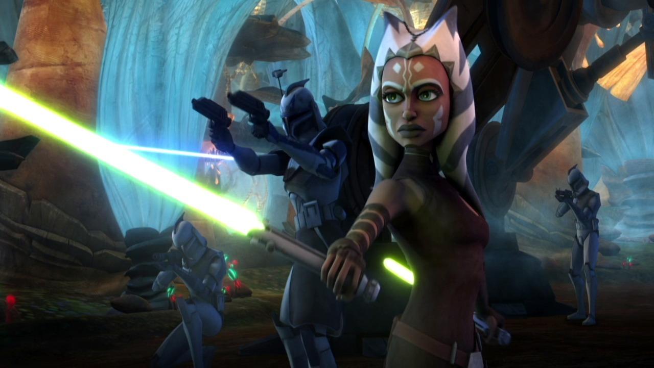 Star Wars: The Clone Wars. Temporada 7 y final