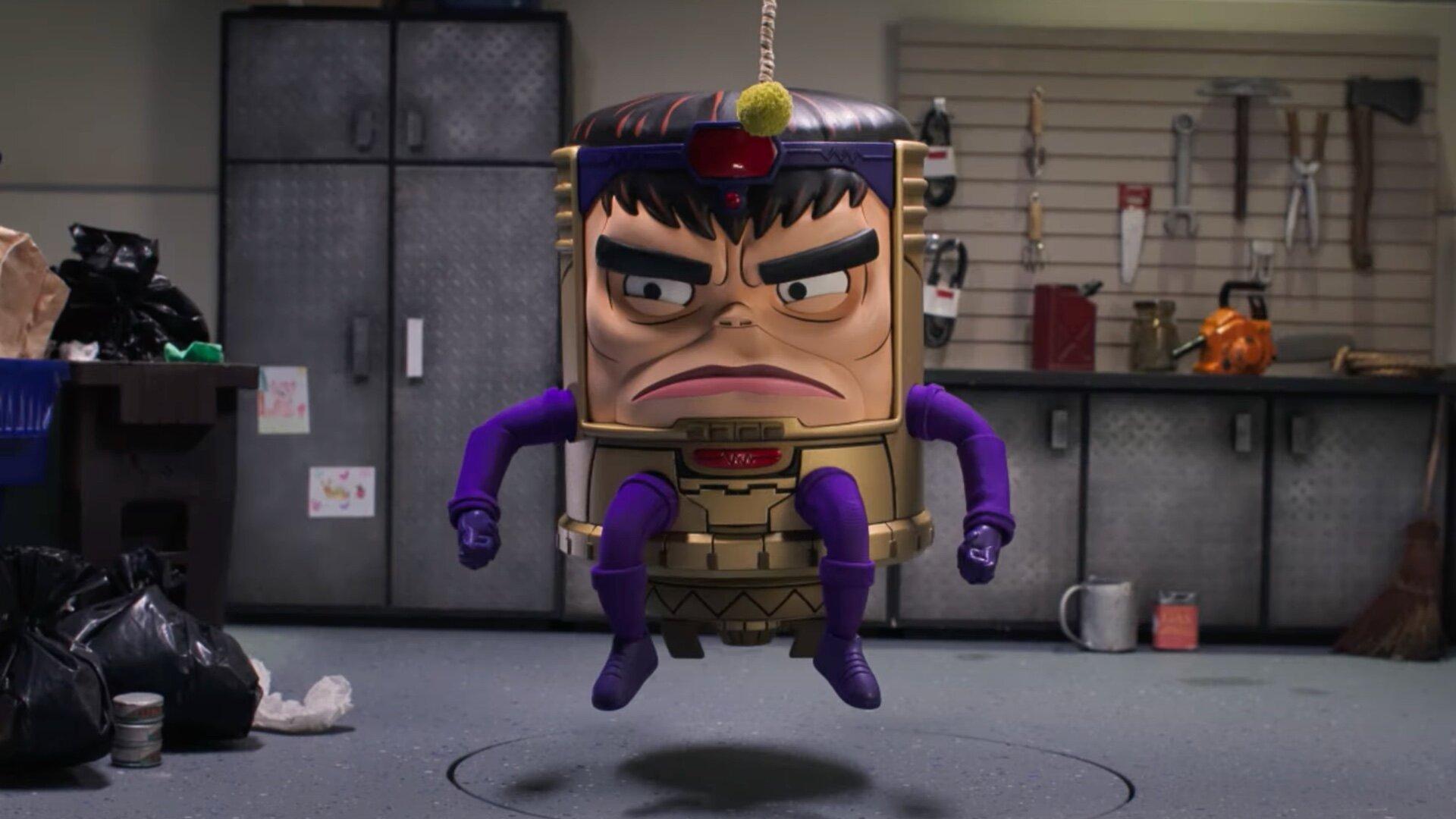 MODOK, irreverente y divertida, un villano del MCU made in Hulu